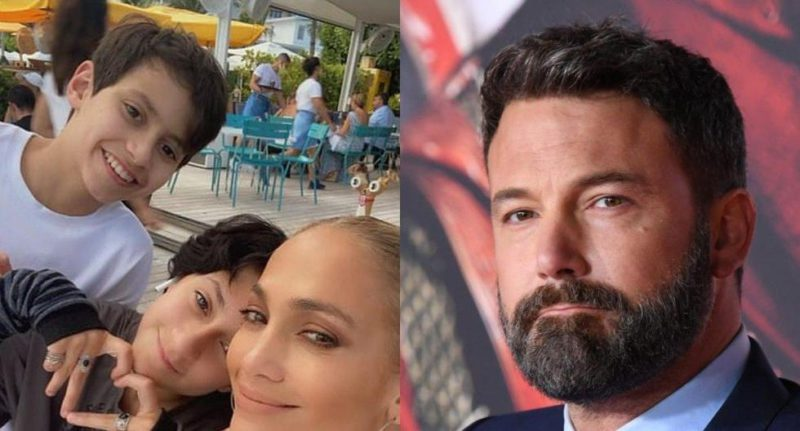 Jennifer Lopez and Ben Affleck: how the actor's good relationship with Max and Emme, JLo's children, is being forged