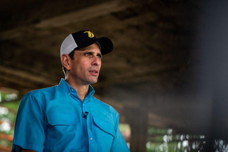 Maduro clings to power and forces the opposition to negotiate