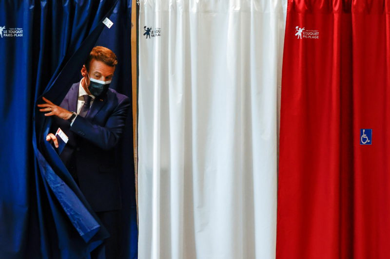 Mass abstention marks regional elections in France