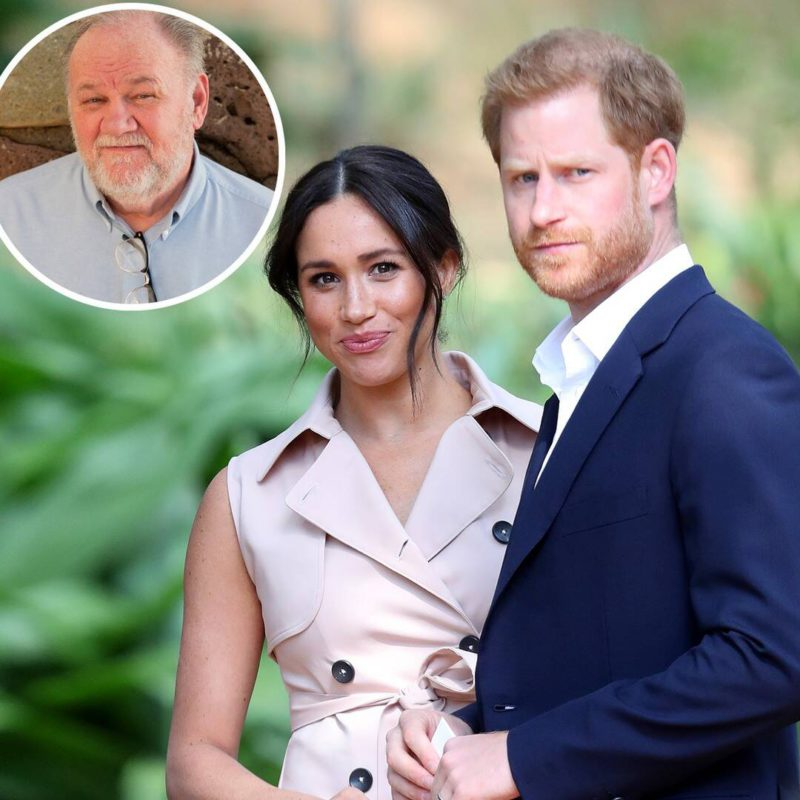 Meghan Markle's dad talks about Lili and makes harsh accusations against Oprah