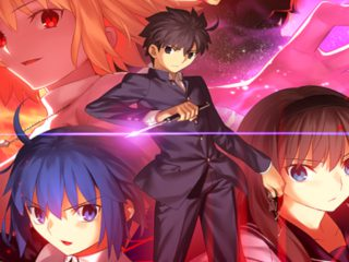 Melty Blood: Type Lumina is the newest fighting game from the former Street Fighter maker