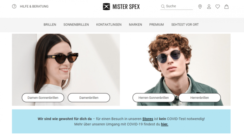 Mister Spex wants to go public in the third quarter