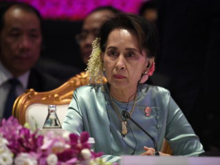 Myanmar regime accuses Aung San Suu Kyi of corruption on the eve of her trial