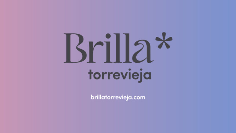 NdP Pol Granch, Niña Pastori, Jorge Drexler or Sidecars among others poster of the Brilla Torrevieja festival