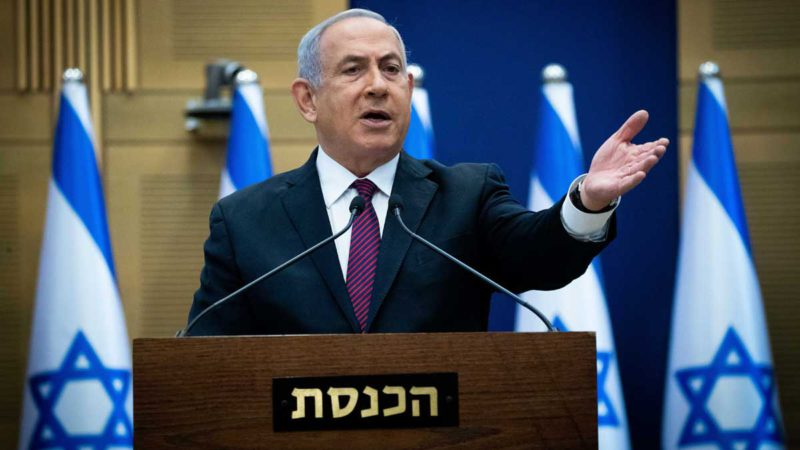 Netanyahu is left with no option to form a government in Israel