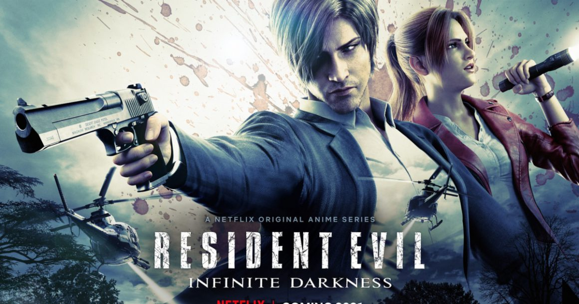 Netflix: Resident Evil this is all we know about the anime Infinite Darkness