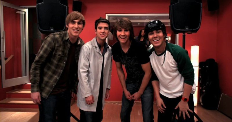 Netflix to bring back the 'Big Time Rush' series