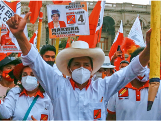 New diplomatic setback for Alberto Fernández: Peru protested the congratulations to Pedro Castillo as president-elect