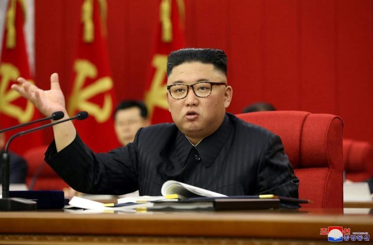 Imagen de archivo del líder norcoreano, Kim Jong Un, quien dice que su país debe estar preparado para el diálogo y la confrontación con Washington