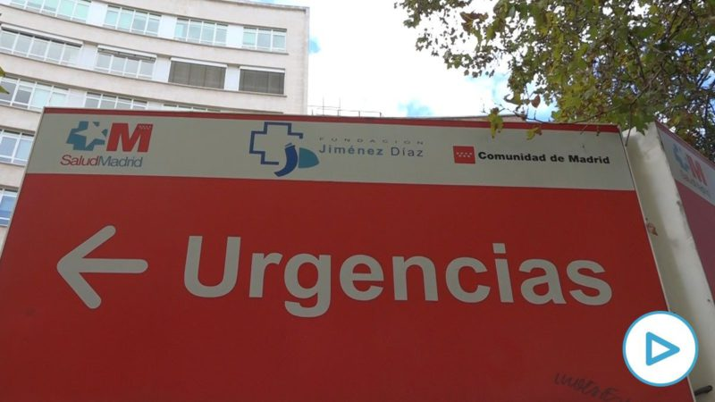 OKDIARIO visits 3 hospitals in Madrid and does not find the emergencies collapsed by Covid