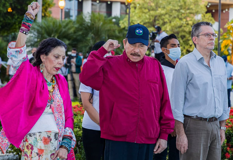 """Ortega reappears to justify his hunt against opponents: """"We are trying criminals"""""""