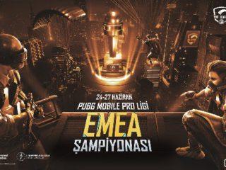 PUBG MOBILE Pro League EMEA Championship begins