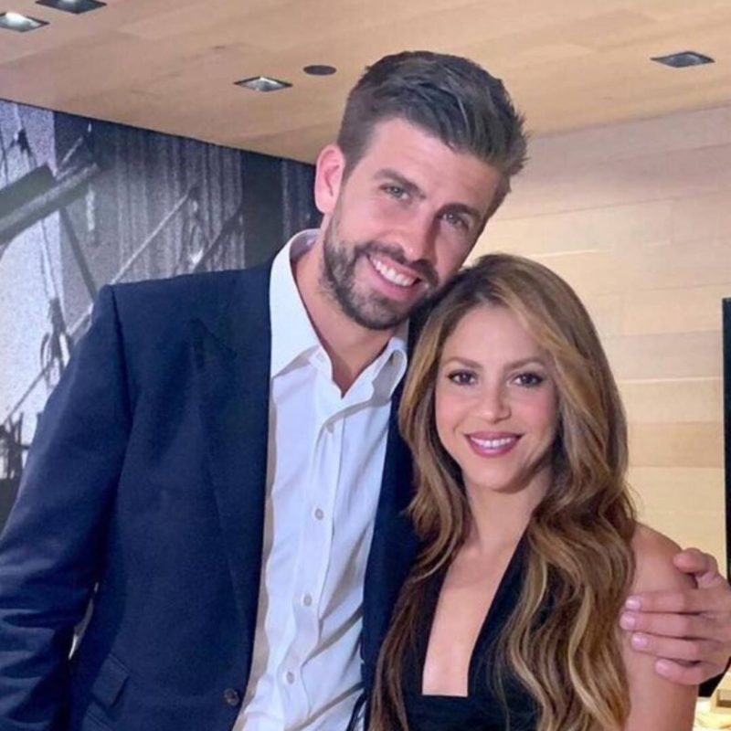 Piqué confesses why he cries with Shakira at home