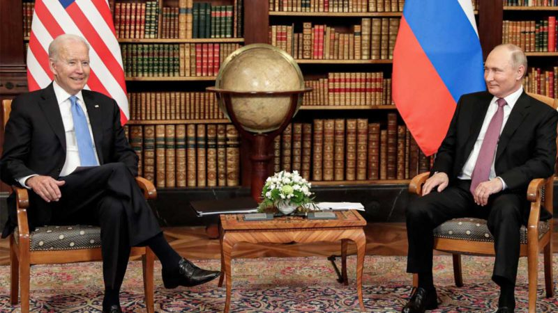 Putin announces return of ambassadors to Moscow and Washington after meeting with Biden