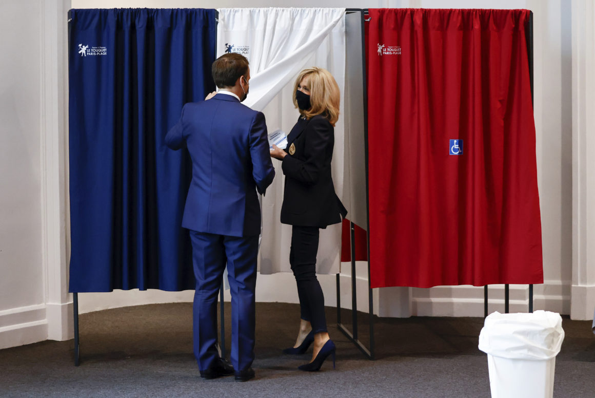 Record abstention in France regionals puts political parties on alert