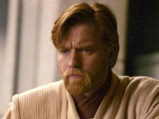 Revealed the first images of Ewan McGregor on the set of Obi-Wan Kenobi