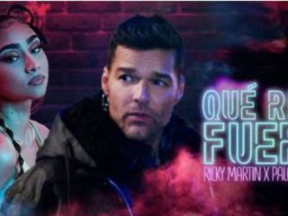 """Ricky Martin premiered with Paloma Mami """"Que rico outside"""", a hymn to seduction"""