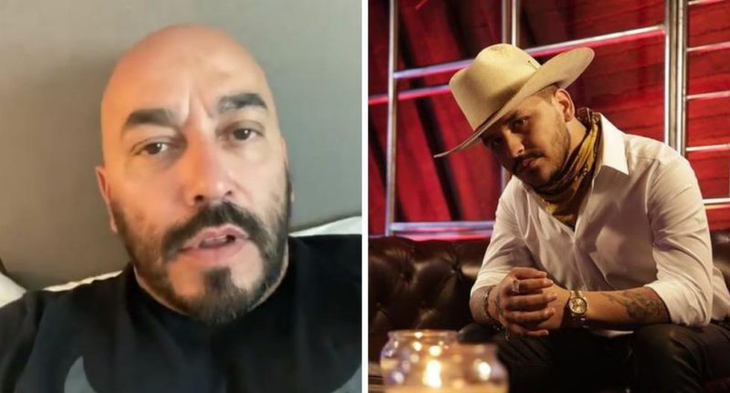 Lupillo Rivera and his unfortunate response to Christian Nodal after controversy over Belinda's tattoo