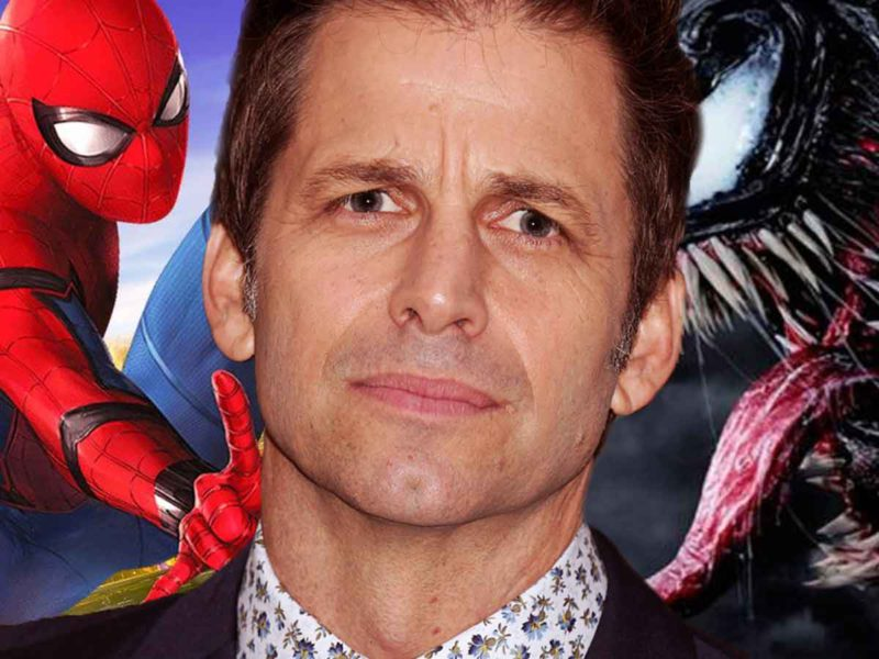 SONY quiere fichar a Zack Snyder para sus películas de Spider-Man