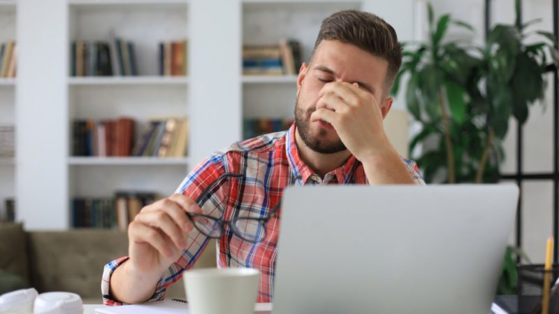 Salesforce bot: You seem overworked and broke, please reduce the stress