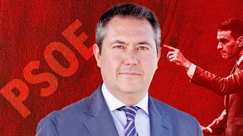 Sánchez's favorite to lead the Andalusian PSOE, involved in the main socialist corruption