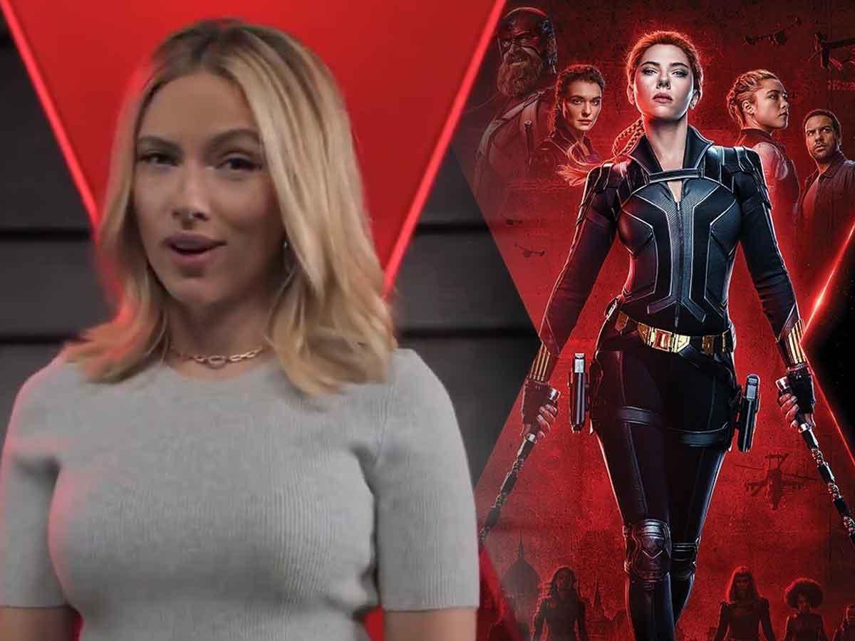 Scarlet johanson sexy Scarlett Johansson