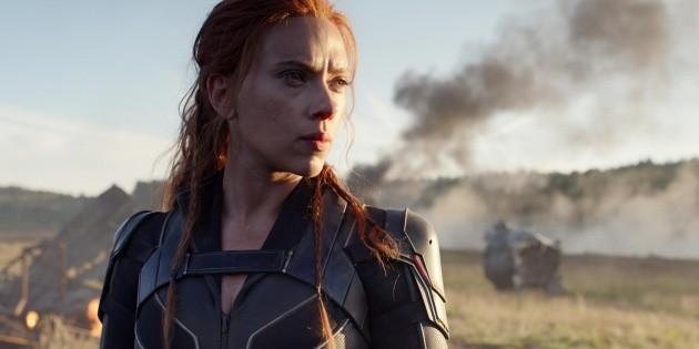 Scarlett Johansson talks about Black Widow's sexualization in the MCU