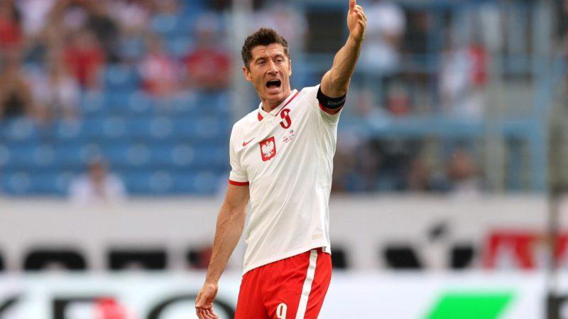 Special watch for Lewandowski