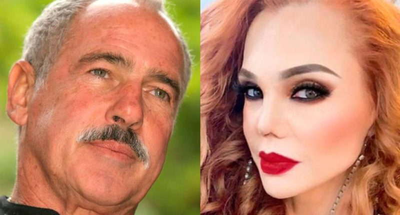Andrés García: what was the reason for his fight with Carmen Campuzano and why does she not want to talk about the actor anymore