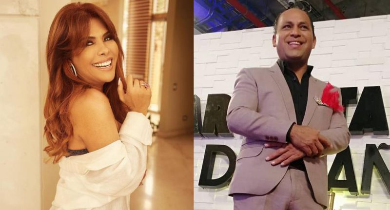 """Magaly Medina after the departure of 'Apoteósico' from """"The Artist of the Year"""": """"The 'Señorito' does not marry anyone"""" 