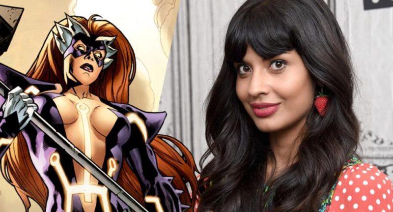"Marvel: Jameela Jamil will play the villain of ""She-Hulk"", the Disney Plus series"