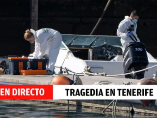 Tenerife girls: the search for Anna and Tomás Gimeno resumes, live