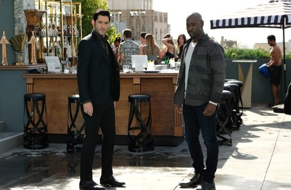 Amenadiel was the first to tell Lucifer about Lucy.  Photo: (IMDB)