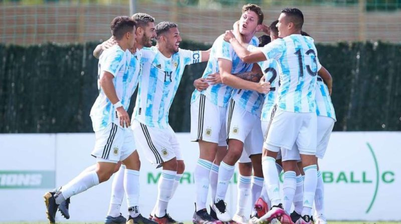 The Argentine National Team presented the preliminary list for the Olympic Games and there is an unexpected name