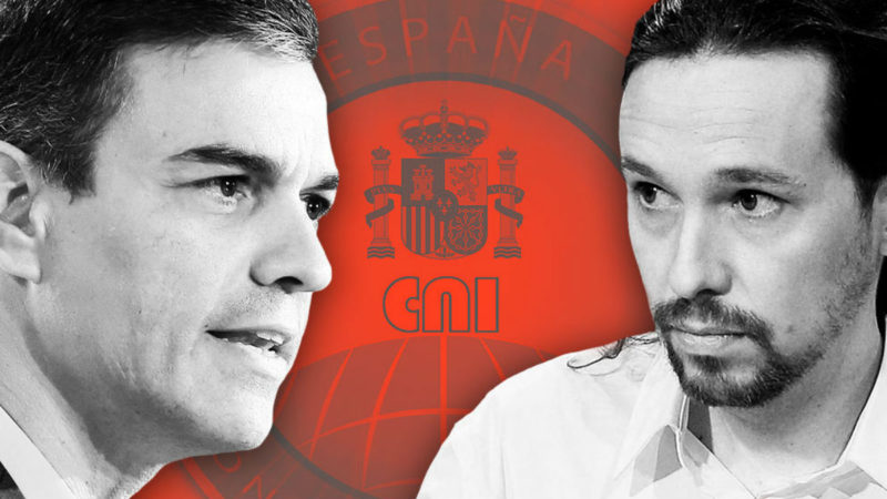 The CNI delayed the Intelligence Commission to prevent Iglesias from knowing the plan for 2021