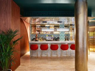 The Creative Team adds a new international recognition for its design in Kimpton Vividora