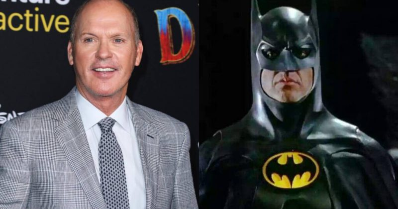 The Flash: Filtered first images of Michael Keaton as Bruce Wayne