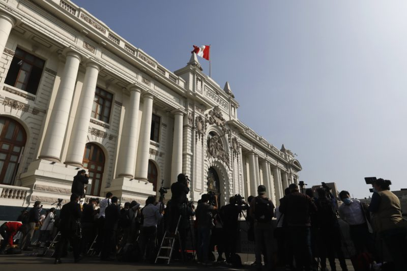 The Foreign Press Association in Peru repudiates the harassment of correspondents