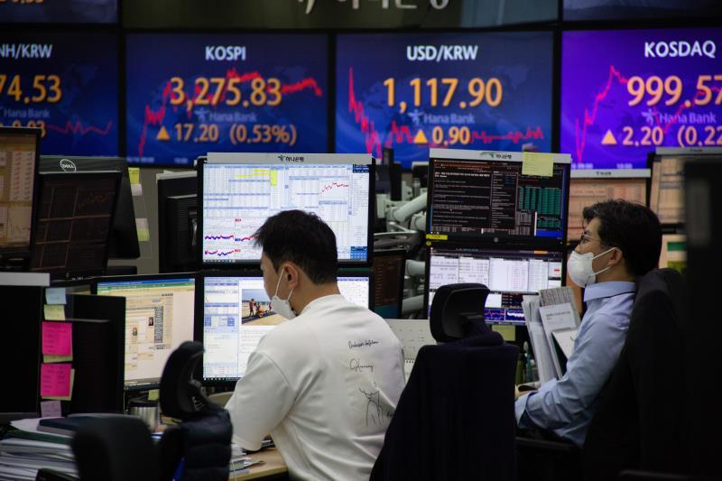 The Kospi rises 0.09% encouraged by the economic recovery