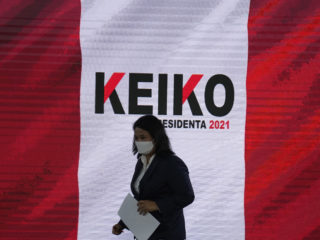 The Peruvian Prosecutor's Office asks Keiko Fujimori to be imprisoned for the 'Odebrecht case' in the middle of the presidential contest