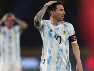 The explanation of the Government for not allowing the entry of respirators donated by Lionel Messi