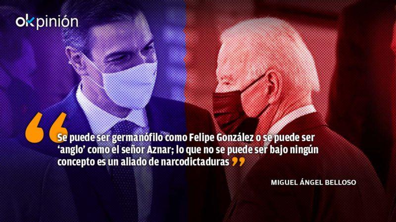 The good reasons why Biden hates Sánchez