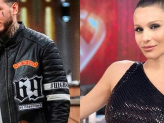 The harsh statements of Alex Caniggia about Pampita