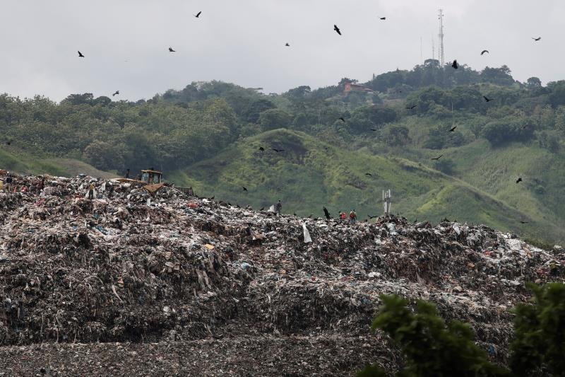 """The largest landfill in Panama is an """"environmental and sanitary disaster"""""""