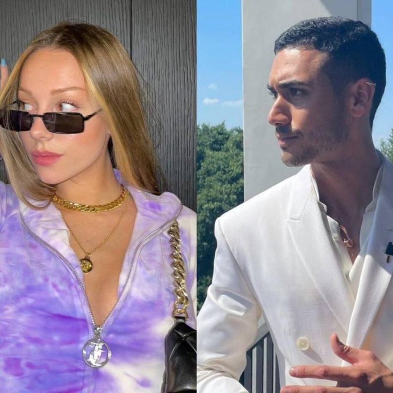 The messages of Ester Exposito that everyone assures that they are about Alejandro Speitzer