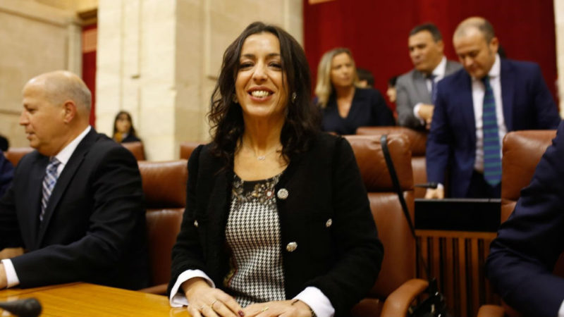 """The president of the Andalusian Parliament sees a """"barbarity"""" that Vox conditions stability to the menas"""