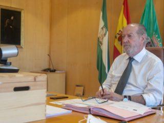 The socialist Villalobos promotes a course in the Diputación to train the staff in non-sexist language