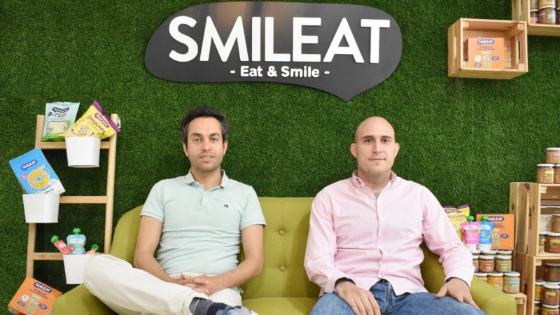 The startup Smileat shoots up 380% its online sales and expects to bill four million in 2021