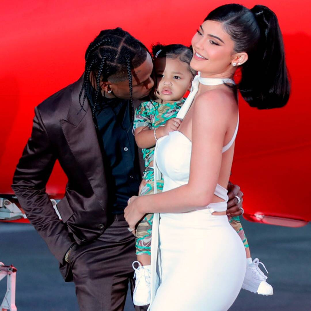 The super luxurious Father's Day party that Kylie Jenner threw to honor Travis Scott