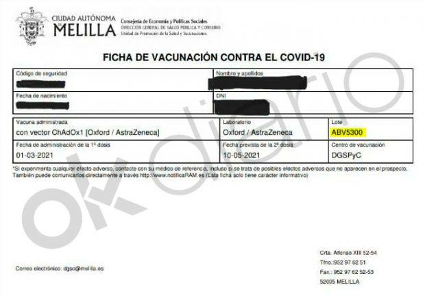 AstraZeneca cops vaccine